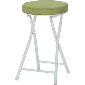 【カラフル♪】フォールディングスツール ファブリックフォールディングチェアー 椅子 イス スツール【来客時や玄関先のちょっとした腰掛として使えます♪】パイプイス 業務用にも最適/便利な折りたたみ式/オットマン/椅子/いす 02P03Dec16