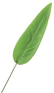 造花 ライトグリーンアンスリウムリーフ LESP3850 全長100cm 装飾 インテリア おしゃれ フェイクグリーン リーフスプレイ