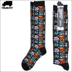 TRUKFIT [トラックフィット] PREMIUM 168 NEEDLE HIGH SOCKSプレミアム168 ハイ ソックス(靴下男女兼用 トラックフィット靴下 ヒップホップ ストリート