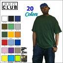 PRO CLUB (プロクラブ) 【全20色】ヒップホップ衣装 ダンス 衣装【M〜2XL】[3XL〜5XLもございます]PROCLUB COMFORT(コンフォート) 無地/プレーン 半袖Tシャツ小さ