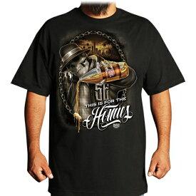 Dyse One Homies Tee black【ダイスワン】プリントTシャツ【メキシカン/チカーノ/BKスタイル】Tシャツロス S/STシャツ バックプリントTシャツ ヒップホップ ストリート メンズTシャツ 半袖Tシャツ大きいサイズメンズ Tシャツ L LL 3L 4L