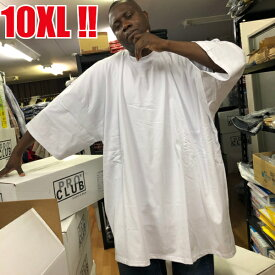 【101】PRO CLUB (プロクラブ) 6.5オンス【全2色】【10XL】[S〜7XLもございます]HEAVY WEIGHT(ヘビーウェイト)PROCLUB 無地/プレーン 半袖Tシャツ(S/S TEE)大きいサイズ メンズ スノボー ウェアスノーボード インナー 作業着M 3L 4L 5L 7L 10L 12L