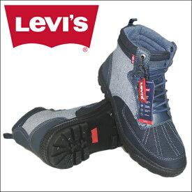あす楽 Levi's DAYTON DENIM men's bootリーバイス メンズ ブーツ・シューズ・靴 スニーカー【デートンデニム】[517610]25〜29cm 大きいサイズブーツ 大きい靴 リーバイス ストリート ファッション ハイカット 送料無料 メンズ大きいブーツ