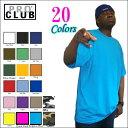PRO CLUB (プロクラブ) 【全20色】【3XL〜4XL】[M〜7XLもございます]Pro club COMFORT(コンフォート)PROCLUB 無地/プレーン 半袖Tシャツ(S/S TEE)小さいサイズ 大きいサイズ スノボー ウェアスノーボード インナー 作業着M L LL 2L 3L 4L 5L