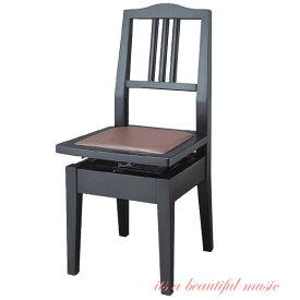 【its】入荷しました、お早目に!ヤマハ背もたれピアノ椅子 YAMAHA No.5A(No5A)黒色