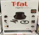 【送料無料】T-fal ingenio ティファール インジニオ・ネオ 6点セットIH対応 ウォールナット・エクセレンス 鍋 フライ…