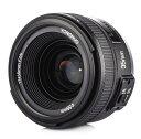 【正規品 純正品3ヶ月保証!!】35MM F2 単焦点レンズ (キャノン用  EFマウント フルサイズ対応) 広角 標準レンズ YONGNUO製 ゆうパック発送のみ