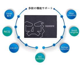 【正規品!純正品!3年保証】進化版!TOPMORE トップモア2.5インチTLC SATAIII SSDドライブ(480GB)3年保証 伝送スピードが安定し、データは有効に保存される 代金引換は対応しておりません