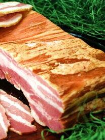 銘柄豚「白金豚」のプラチナベーコン(ブロック)【岩手県_物産展】