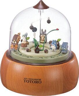 隔壁的totoro钟表(totoro R769N)