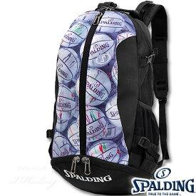 SPALDING ケイジャー マーブルボール バスケットボール バッグ バックパック リュック スポルディング CAGER 40-007MB