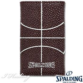 SPALDING バスケットボール キーケース スポルディング11-007