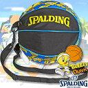 スポルディング ボールバッグ トゥイーティー ルーニーテューンズ バスケットボール収納 SPALDING49-001TW☆2017NEWモデル
