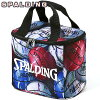 SPALDINGバスケクーラーバッグマーブルボール保温保冷スポルディング50-009MB