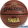 子供用ミニバスケットボール5号SPALDINGゴールド試合球スポルディング76-504J