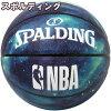 スポルディングバスケットボール7号スター夜空に輝く星バスケ76-609Z合成皮革SPALDING
