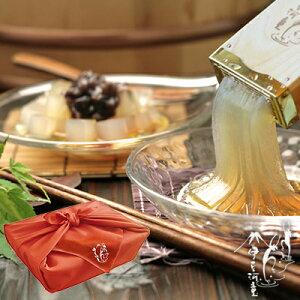 ギフト 柿田川名水ところてん 6食 あんみつ3種 セット 突き棒つき 送料無料 心太 餡蜜 送料無料 asu