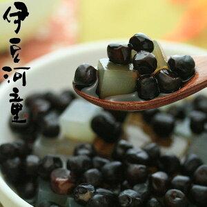 豆てん ホクホクのお豆とコリッコリの角切ところてん 角切りカットのあんみつ 豆寒 豆かん 豆寒天 asu