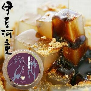 黒蜜きな粉 角切ところてん カップ入 和風デザート 餡 なし 角切ところてん 黒蜜 国産きな粉 あんみつ風 スイーツ asu