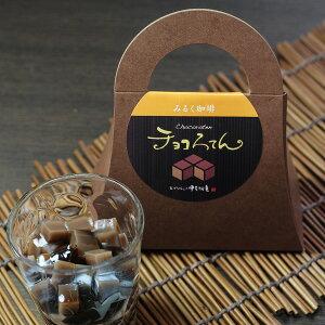チョコろてんみるく珈琲味