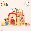 Disney|KIDEA BUSY BOX/ミッキー&フレンズ TYKD00603 ディズニー キディア キデア KIDEA 積み木 ブロック 【あす…