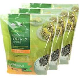 【送料無料】3個セット 韓国味付け のりフレーク 80g×3袋×3個【PP】