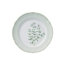 ノリタケ食器 【ENGLISH HERBS】イングリッシュハーブズ 17cmプレート
