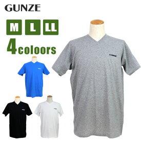 【箱】グンゼ GUNZE GTホーキンス GT HAWKINS 綿100% VネックTシャツHK2115A