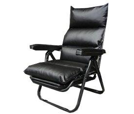 座椅子 座椅子 ワンタッチアームチェア AC-トリノ フロアーチェア 6段階リクライニング(肘部調整式) 折り畳み式 スライド式フットレスト 送料無料 座椅子 座いす 座イス 1人掛けソファ 1人用 ソファ 座椅子 ソファ座椅子 チェア リクライニングチェア 一人掛け 座椅子