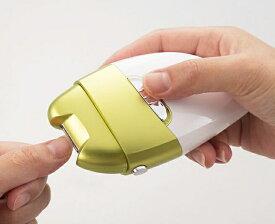 電動爪削り 角質ケア可能 爪磨き可能 収納袋付き 乾電池式 | 電動爪削り 電動式爪削り 電動角質ケア 電動爪やすり 電動爪削り&角質ケアセット 爪削り 角質ケア 角質ローラー 爪やすり ネイルケア ハンドケア 電動ネイルケア 乾電池敷き 収納袋付き