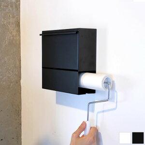 壁掛け クリーナーテープホルダー 粘着ローラー クリーナーテープホルダー テープホルダー コロコロ 収納 おしゃれ スリム ストッカー 壁掛け カーペットクリーナー 玄関 収納 トレー ケー