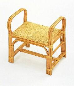 座椅子 玄関で脱衣所でちょこっと腰掛けるのに最適! 籐ちょこっと座椅子ハイタイプ イス・チェア 籐製 座椅子 座イス 座いす 椅子 いす イス チェア チェアー 姿勢 腰痛 コンパクト 北欧 シンプル クッション 座布団 リラックスチェアー リビング 一人掛け 1人掛け