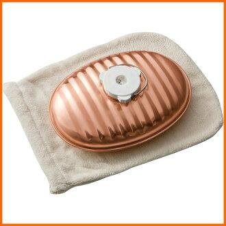 纯梅尔蚊子铜的汤婆子(毛皮围巾袋子/连指手套/替包装附)05P24jul13fs3gm