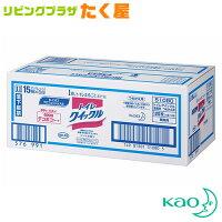花王除菌+消臭トイレクイックルつめかえ用120枚(10枚×12袋)
