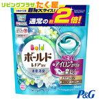 P&Gボールドジェルボール3D爽やかプレミアムクリーンの香り超特大サイズ34個