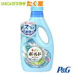 P&Gボールドジェルフレッシュピュアクリーンの香り本体850g