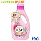 P&Gボールドジェルアロマティックフローラル&サボンの香り本体850g