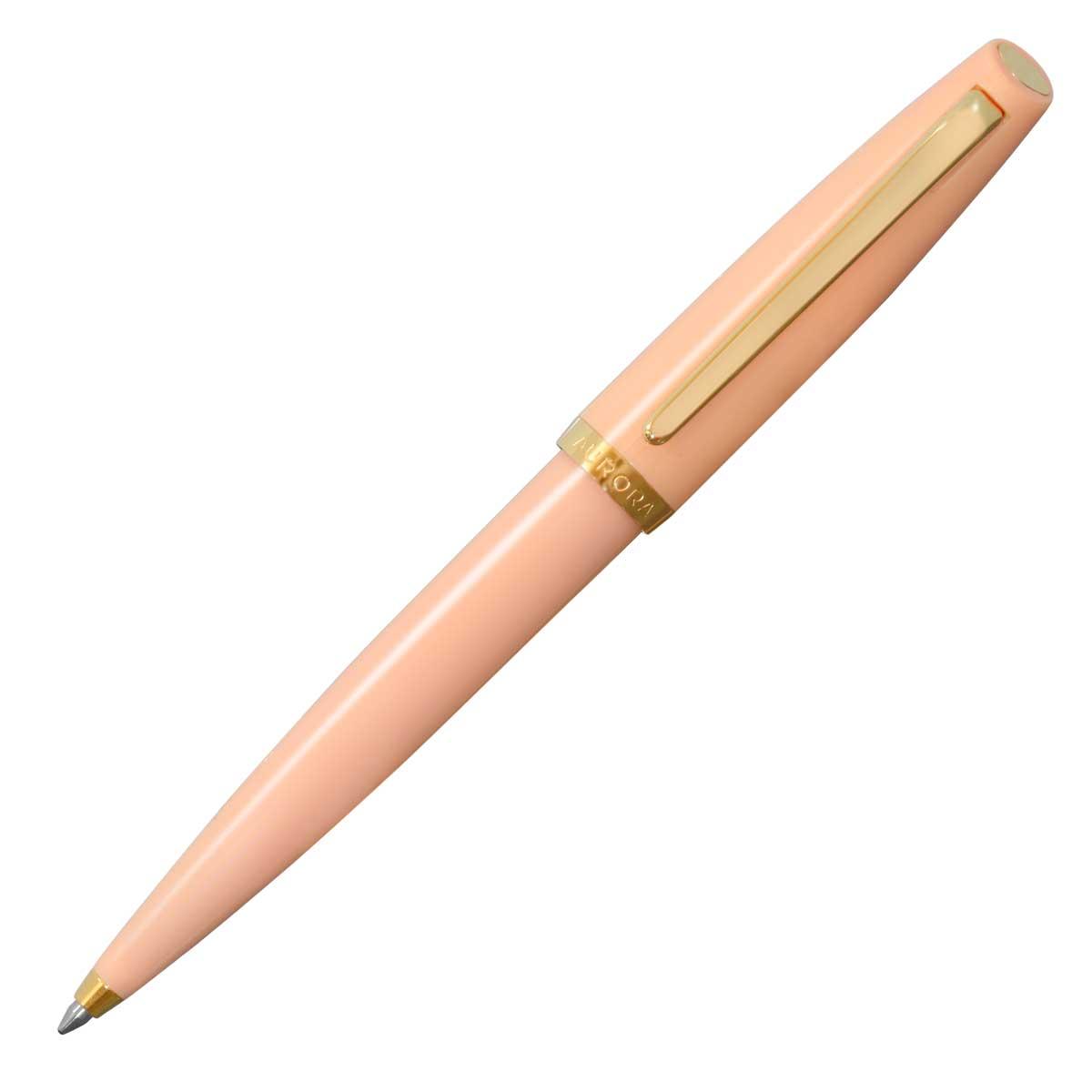 【お取り寄せ】アウロラ(AURORA) スタイル ピンククォーツ E32-QR ボールペン E32-QR
