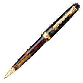 【即納可能】プラチナ萬年筆(PLATINUM) #3776 セルロイド #62 ベッコウ BTB-10000S ボールペン 3490620