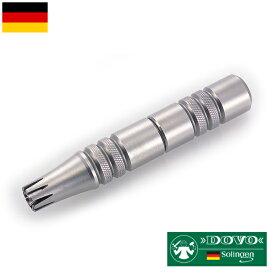 DOVO ニュー鼻毛カッター 手動 安全 ドイツ製 ゾーリンゲン