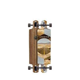 Arbor アーバー スケートボード スケボー ロングスケートボード ロングボード コンプリート 海外モデル アメリカ直輸入 海外正規品 Arbor Drop Cruiser Photo Series Complete Longboard
