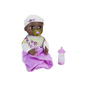 ベビーアライブ 赤ちゃん 人形 ベビードール おままごと 着せ替え フィギュア 知育玩具 Baby Alive Real As Can Be Baby: Realistic African American Doll, 80+ Lifelike Expressions, Movements & Real Baby Sounds, With Doll Access