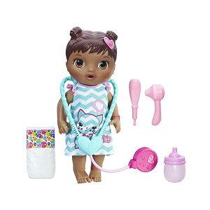 ベビーアライブ 赤ちゃん 人形 ベビードール おままごと 着せ替え フィギュア 知育玩具 Baby Alive Better Now Bailey (African American)