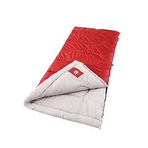 コールマン 寝袋 スリーピングバッグ シュラフ Coleman Palmetto Cool Weather Adult Sleeping Bag