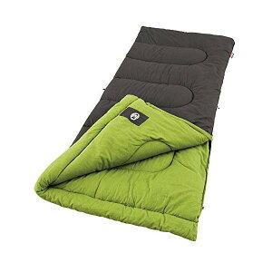 コールマン 寝袋 スリーピングバッグ シュラフ Coleman Duck Harbor Cool Weather Adult Sleeping Bag