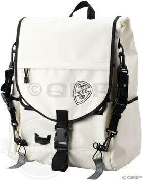【All-City Captain Phil Commuter Backpack White キャプテン フィル コンピューター バックパック ホワイト M】