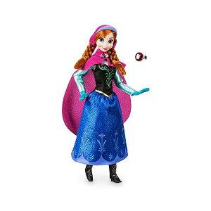 アナと雪の女王2 アナ おもちゃ 人形 ドール フィギュア ディズニー Disney Anna Classic Doll with Ring Frozen 11 1/2 Inch