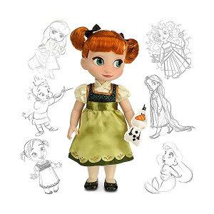 アナと雪の女王2 アナ アニメーターズ コレクション おもちゃ 人形 ドール フィギュア ディズニー Disney Animators' Collection Anna Doll-Frozen-16 Inch