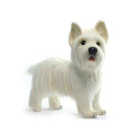 """ハンサ ウエスト ハイランド ホワイト テリア ホワイト 白 ぬいぐるみ 20インチ Hansa West Highland Dog Collectible Plush, White, 20"""""""