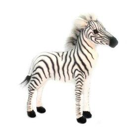 ハンサ シマウマ 赤ちゃん ぬいぐるみ Hansa Baby Zebra Plush